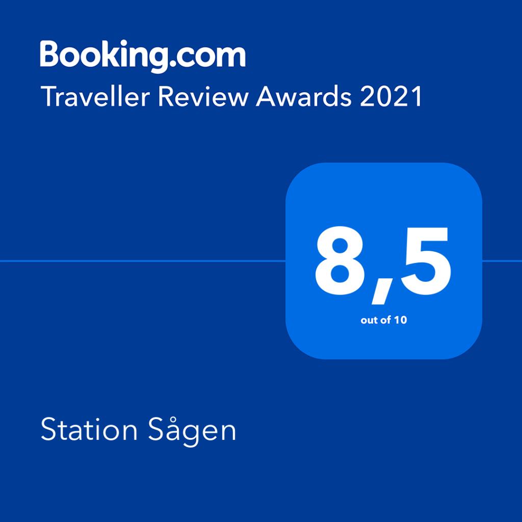 award booking.com